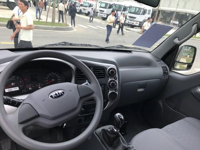 Đánh giá xe tải Kia K250(3)