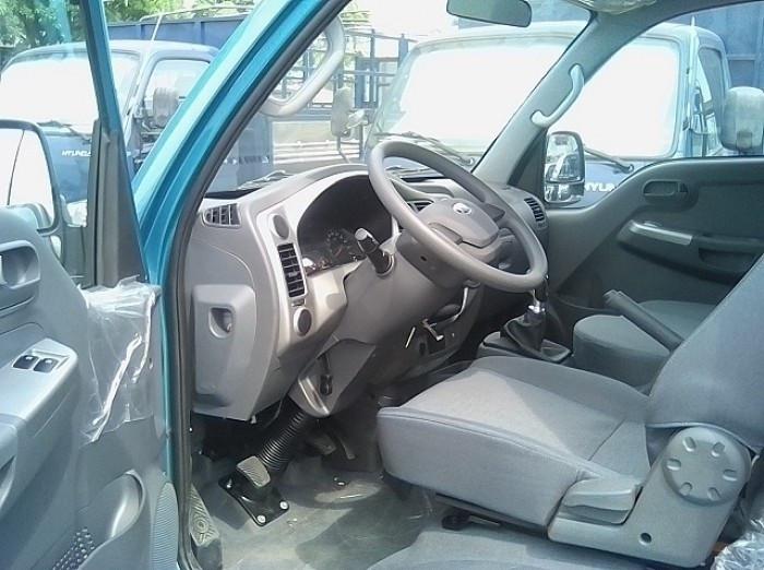 Đánh giá xe tải Kia K250(5)