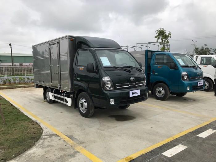 Đánh giá xe tải Kia K250(7)