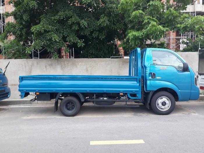 Đánh giá xe tải Kia K250(8)
