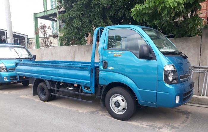 Có nên mua xe tải Kia K250 không?(3)
