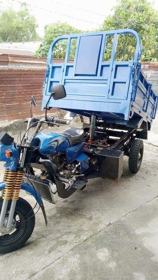 Xe 3 bánh Nam Định - Chuyên sản xuất, lắp ráp xe ba bánh chở hàng