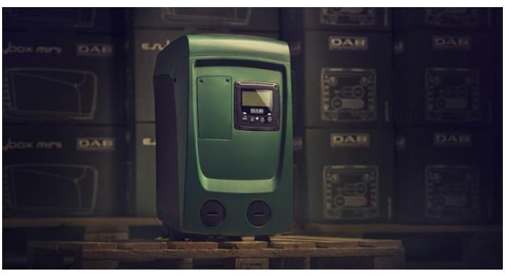 Máy bơm tăng áp biến tần Esybox mini nhỏ gọn đẩy cao lên đến 55 mét(1)