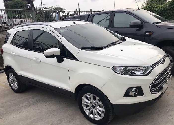 Đánh giá nhanh ưu nhược điểm Ford Ecosport sau một thời gian sử dụng