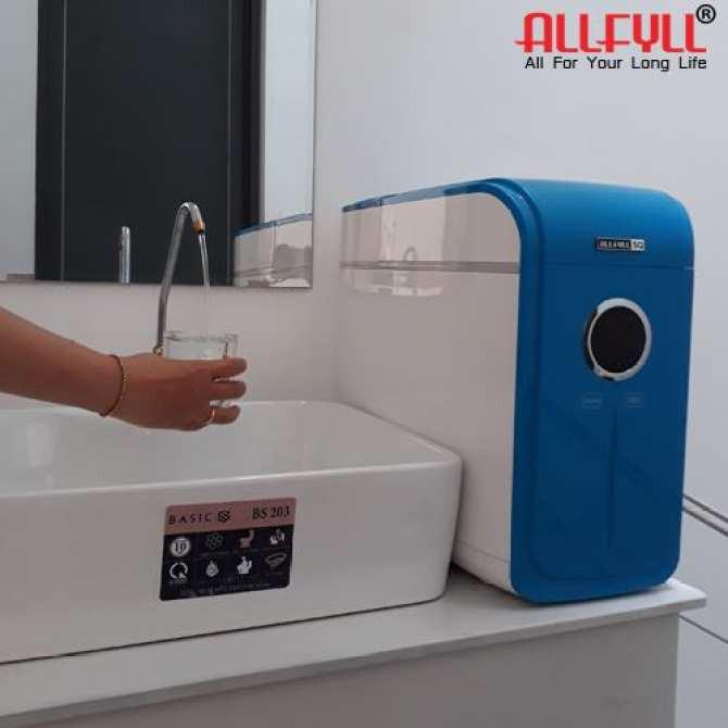 Tính năng máy lọc nước uống trực tiếp thương hiệu Allfyll đến từ Thái Lan Model SQ