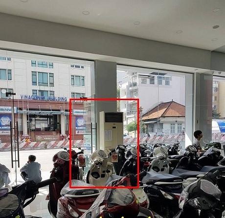 Máy lạnh tủ đứng Daikin FVQ140CVEB 6Hp Inverter