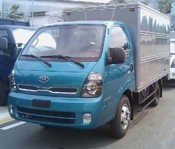 Những lý do nên mua xe tải Kia K250(2)