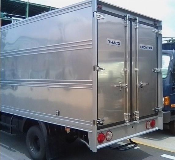 Những lý do nên mua xe tải Kia K250(3)