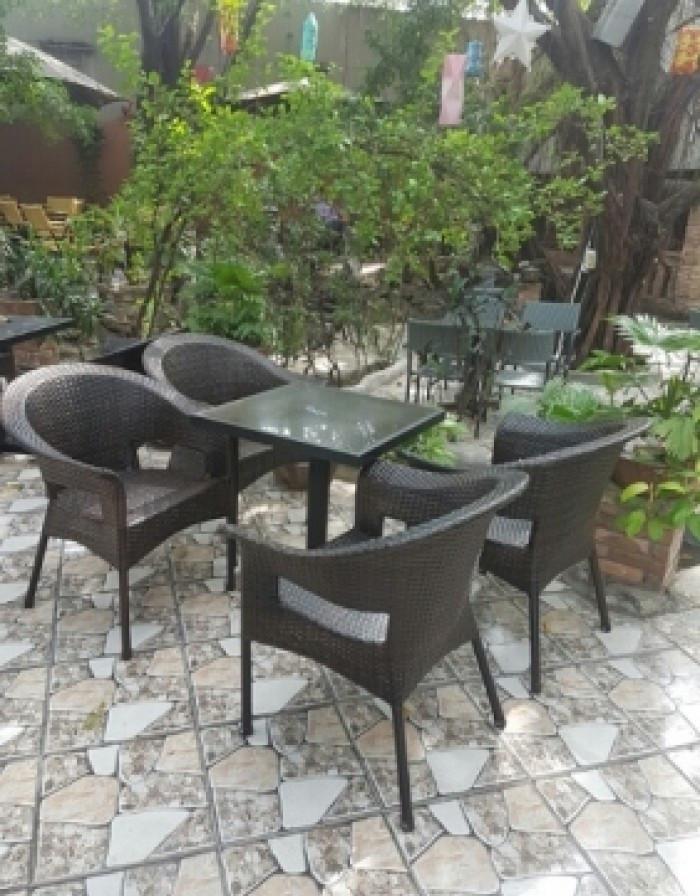 Mẫu bàn ghế giả mây đẹp(7)