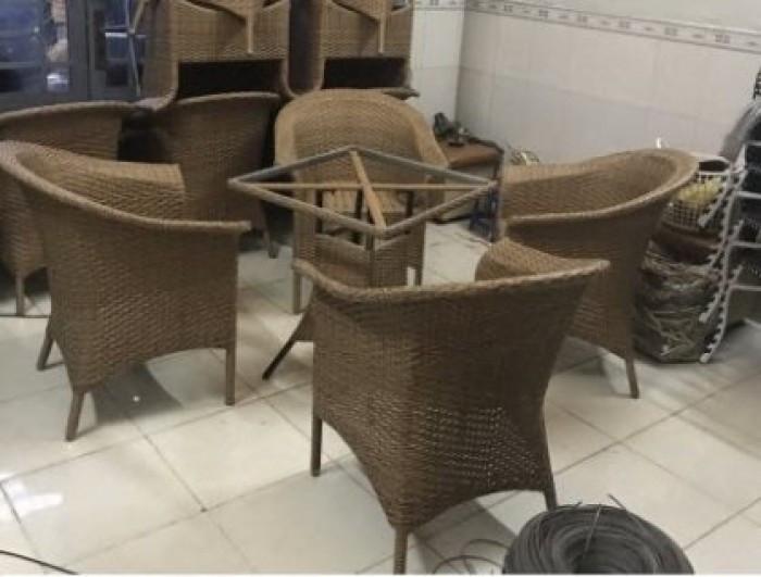 Tại sao nên chọn mua bàn ghế nhựa giả mây(3)