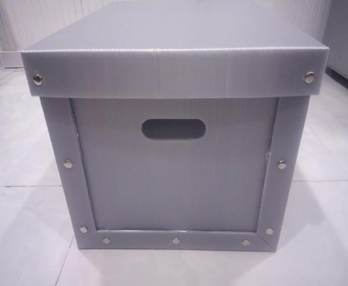 Sản xuất thùng carton PP nhựa đựng hồ sơ tài liệu A3, A4