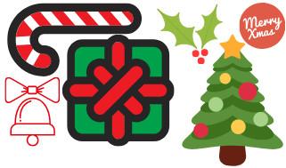 Bùng nổ các dịch vụ trang trí dịp Giáng Sinh