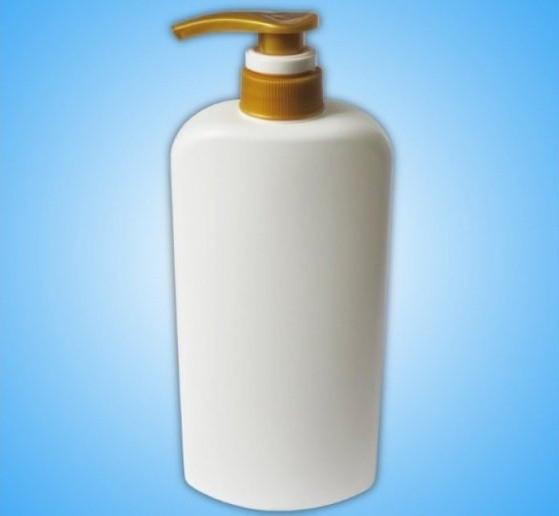 Chai nhựa sữa tắm