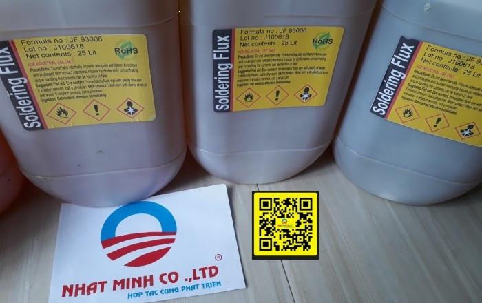 Nước trợ hàn nhập khẩu chất lượng, giá tốt