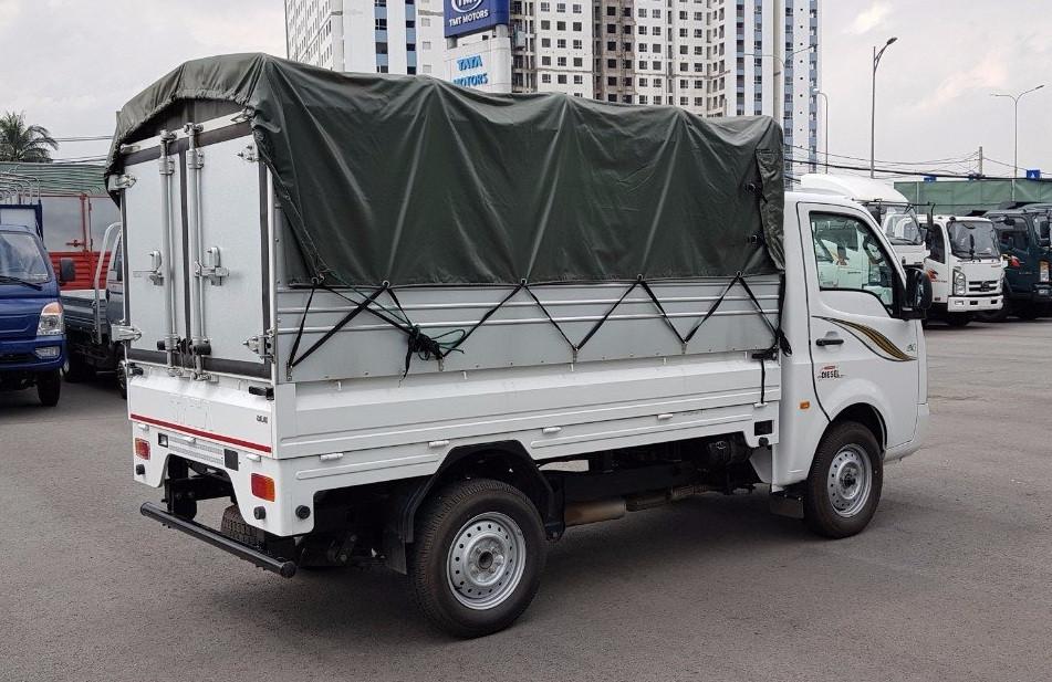 Lý do nên mua xe tải Tata Super Ace