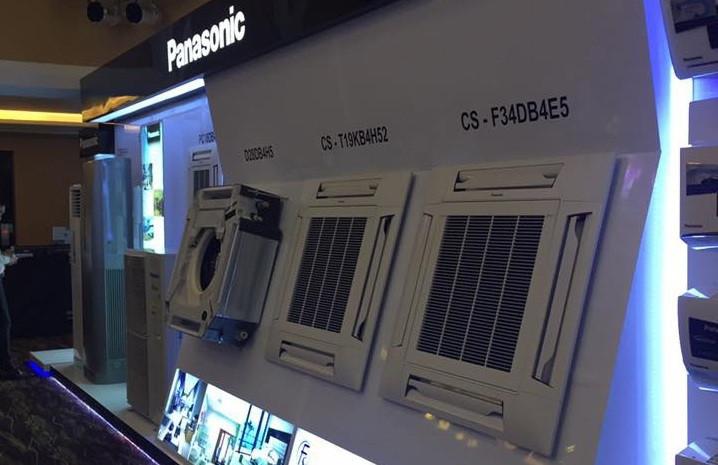Máy lạnh âm trần Panasonic Inverter