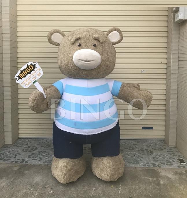 May mascot theo mẫu TP Hồ Chí Minh
