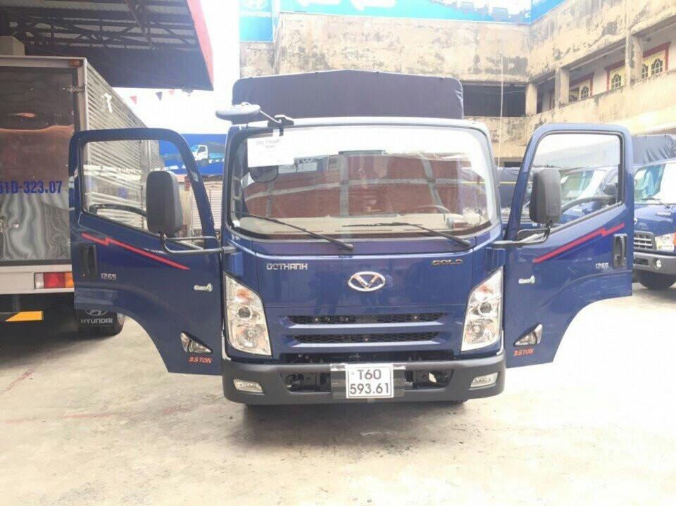 đầu xe tải 2.5 tấn IZ65 Gold Đô Thành