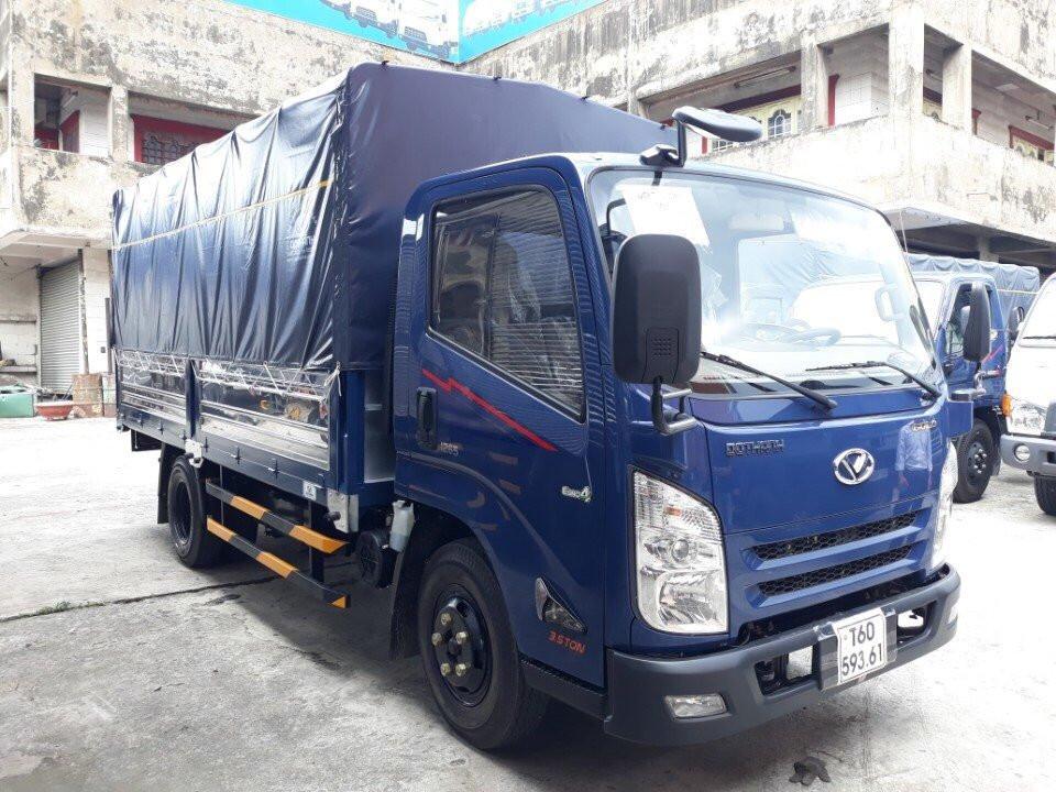 gương xe tải 2.5 tấn IZ65 Gold Đô Thành
