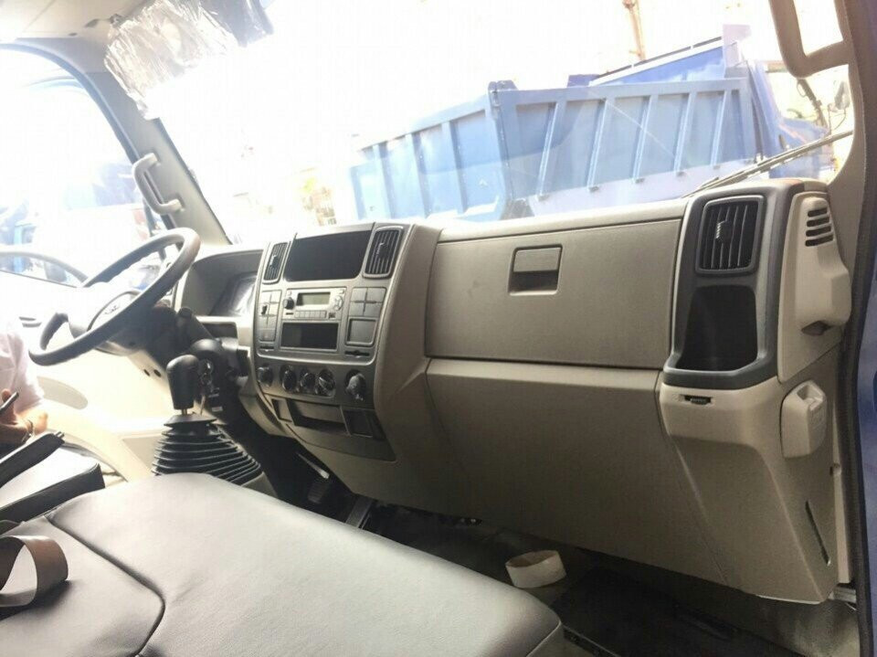 Nội thất xe tải 2.5 tấn Hyundai IZ65 Gold Đô Thành