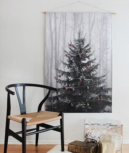 Mẹo trang trí Giáng Sinh vừa chất vừa tiết kiệm 3