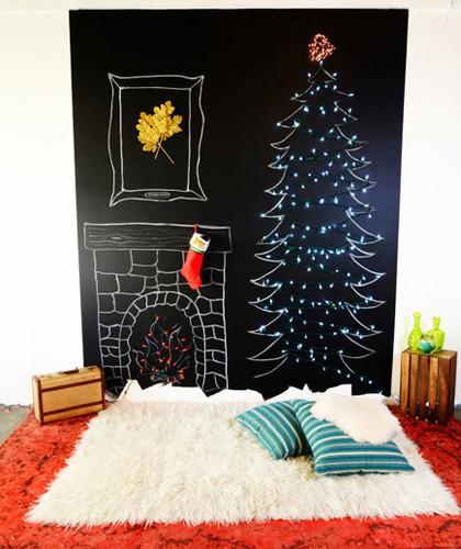 Mẹo trang trí Giáng Sinh vừa chất vừa tiết kiệm 5