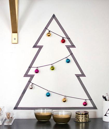 Mẹo trang trí Giáng Sinh vừa chất vừa tiết kiệm 8