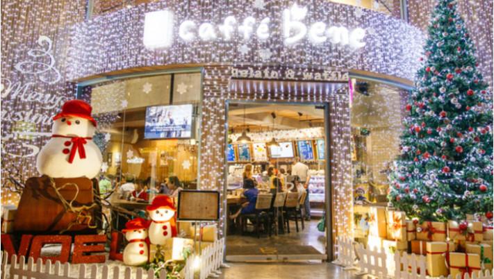 Ý tưởng trang trí Giáng Sinh độc đáo cho quán cafe 18