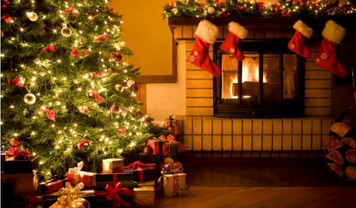 Ý tưởng trang trí Giáng Sinh độc đáo cho quán cafe 23