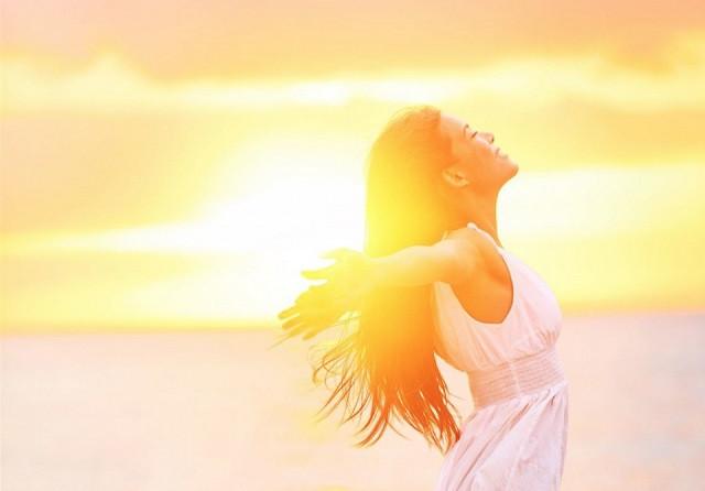 Ánh nắng mặt trời và mối liên hệ với sức khỏe con người