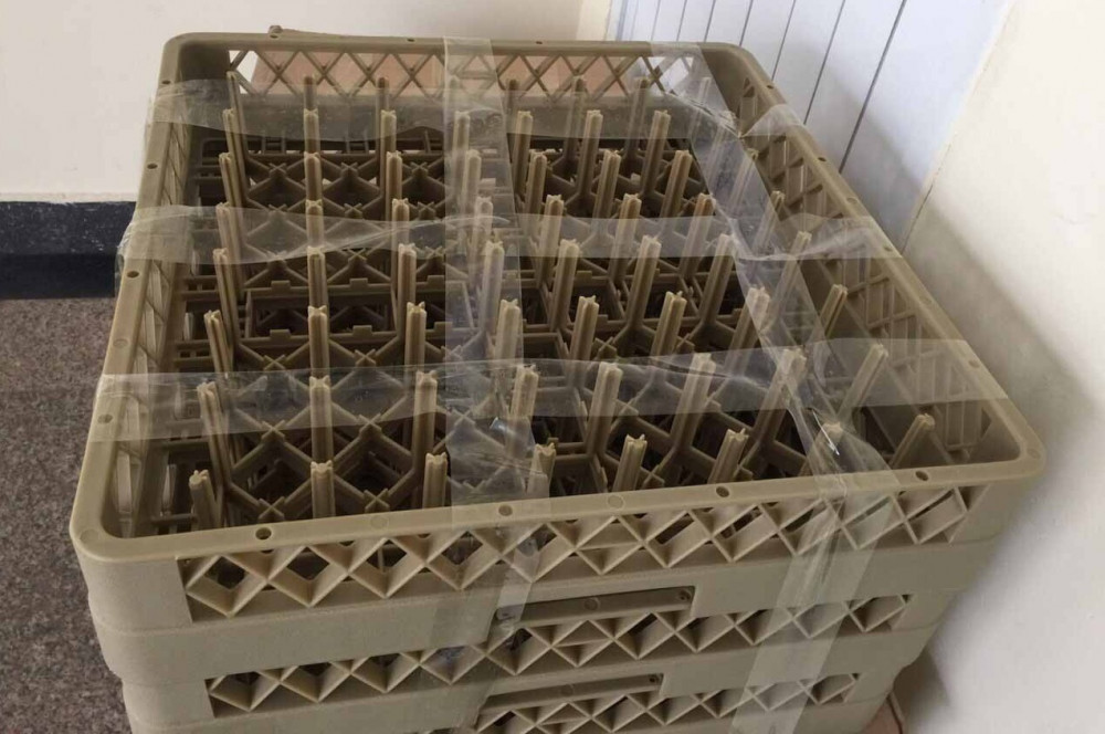 Rack đựng ly cốc thủy tinh giá rẻ nhất thị trường