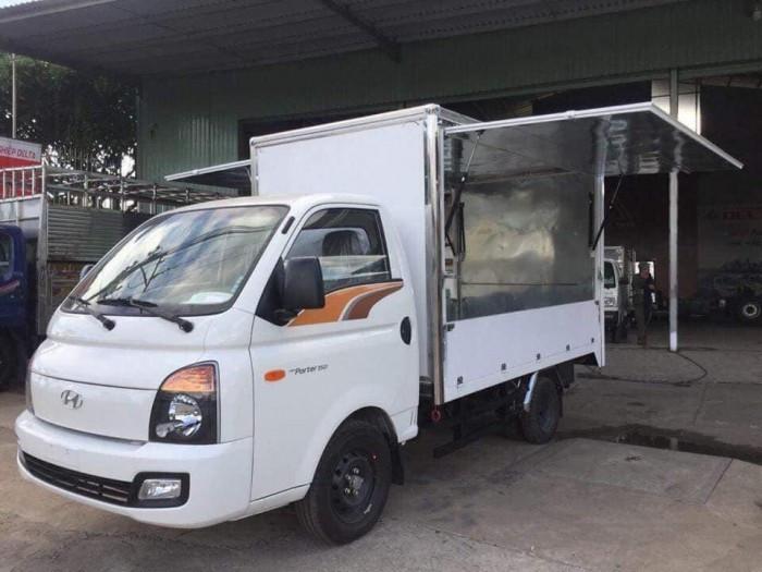 Chi tiết đánh giá xe tải Hyundai H150