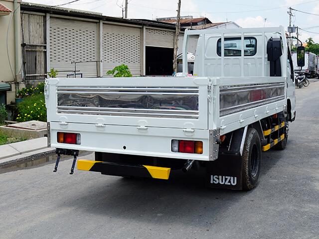 Giá xe tải Isuzu 1.4 tấn thùng lửng(1)