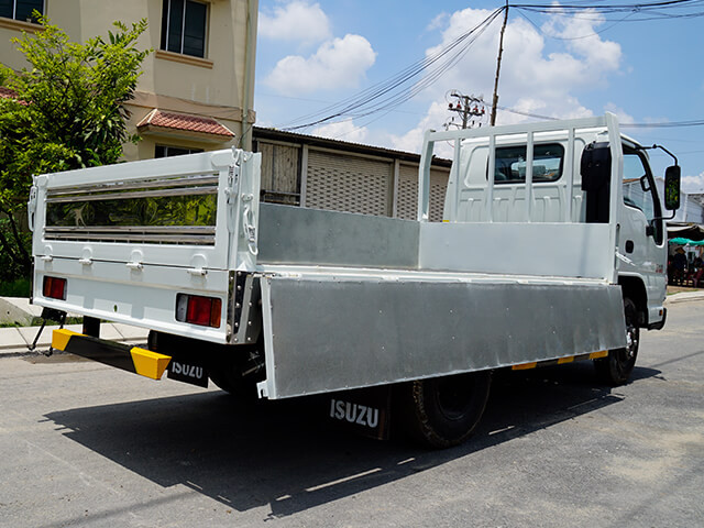 Giá xe tải Isuzu 1.4 tấn thùng lửng(3)