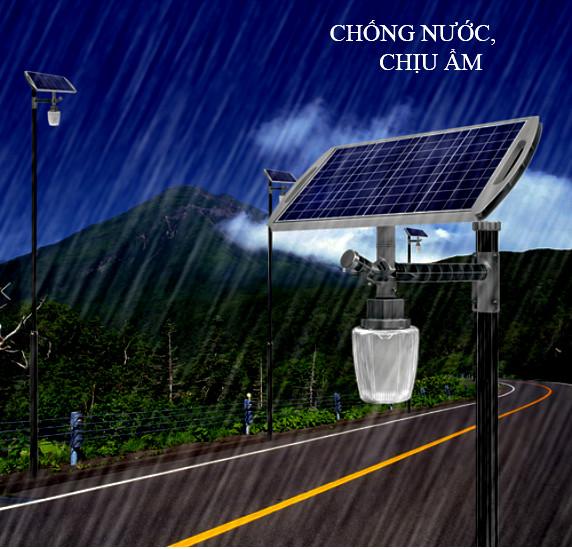 Những thắc mắc  sử dụng đèn chiếu sáng năng lượng mặt trời(2)