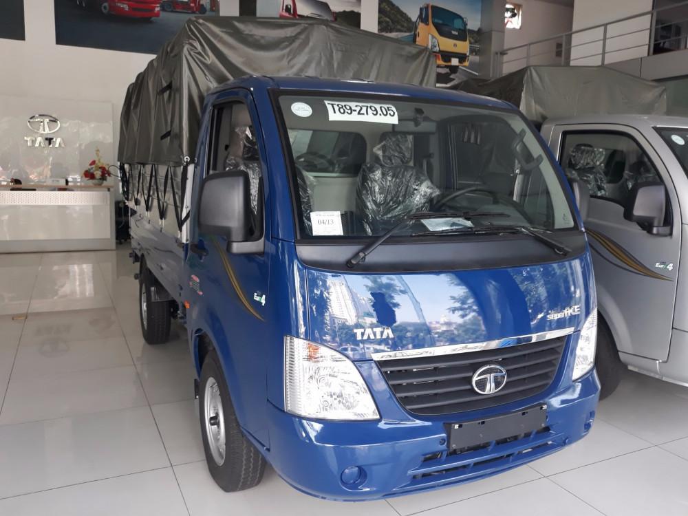 Đánh giá chi tiết xe tải Tata Super Ace