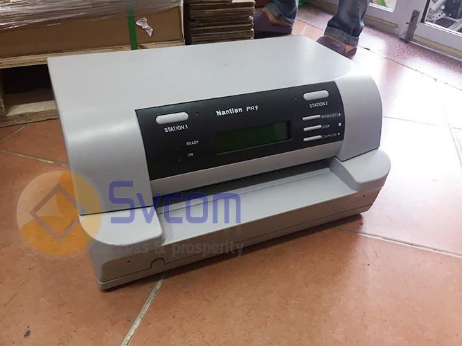 Siêu Việt nhập khẩu và phân phối máy in Nantian PR9 tại Việt Nam