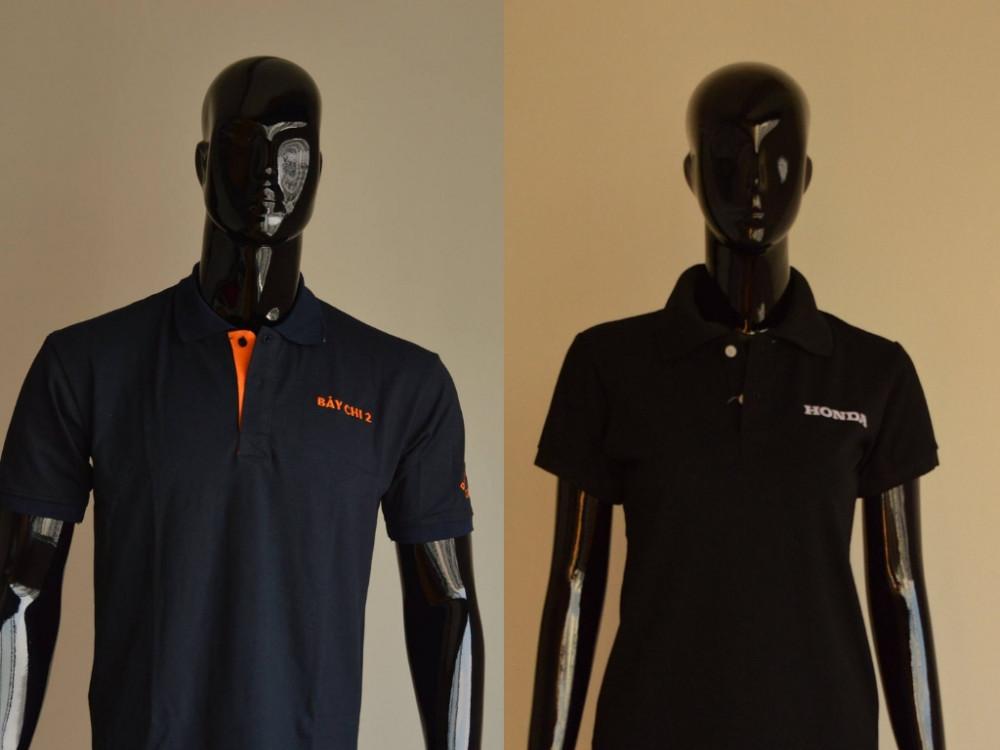 Mẫu áo thun đồng phục đẹp - Xưởng may áo thun đồng phục TPHCM