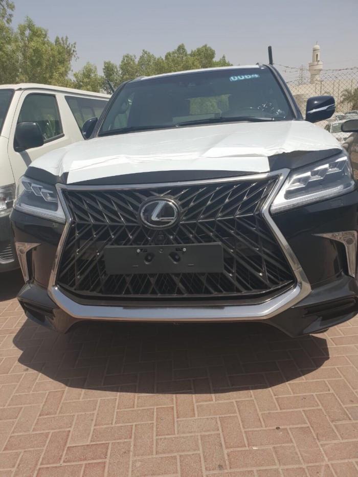 Mua xe Lexus LX570 MBS SuperSports 2018 ở đâu?
