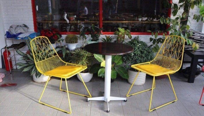 Kinh nghiệm chọn mua bàn ghế sắt mỹ nghệ đẹp, giá rẻ(