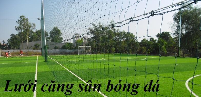 Lưới bóng đá 380/51 chất lượng tốt
