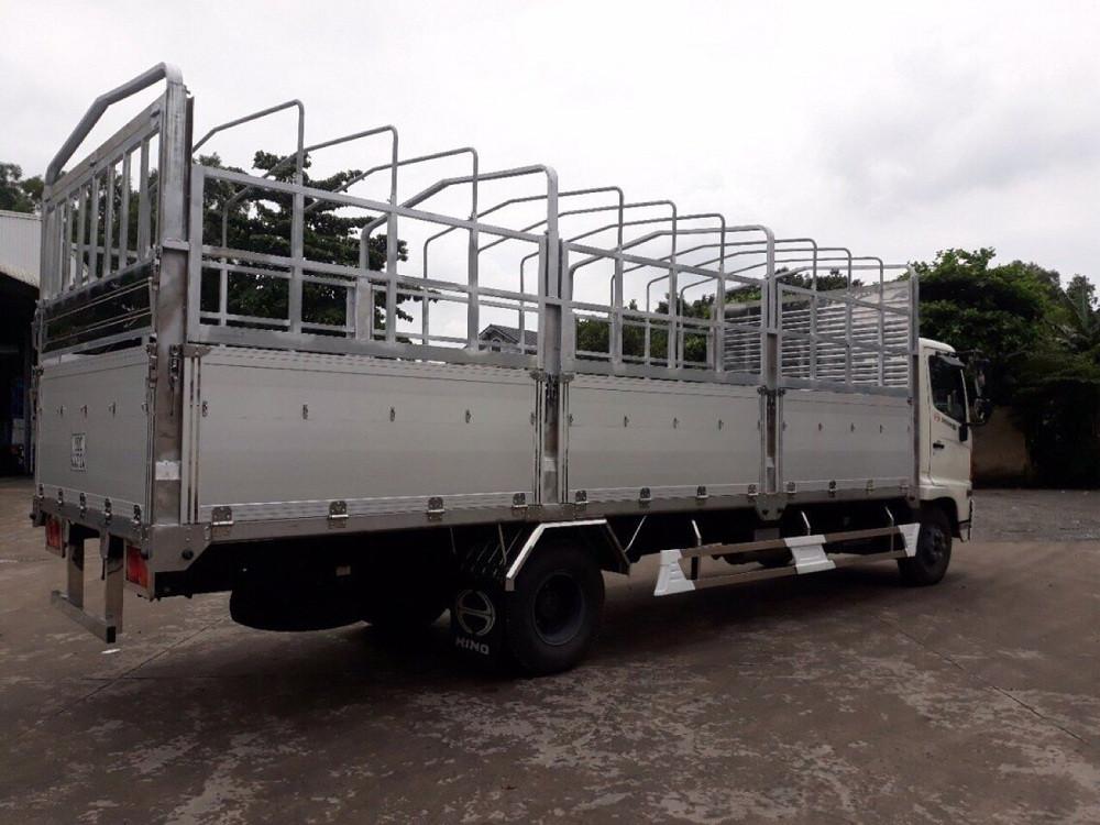 Giá xe tải Hino 16 tấn thùng mui bạt(3)