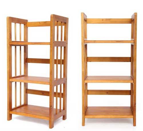 Kinh nghiệm chọn mua kệ sách, kệ gỗ sách giá rẻ chất lượng