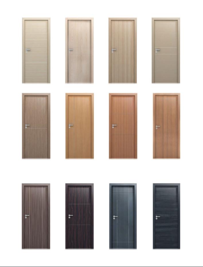 Cửa gỗ công nghiệp có mấy loại? Loại cửa gỗ công nghiệp nào tốt?