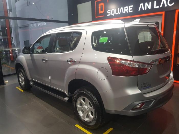 Đánh giá chi tiết xe Isuzu Mu-X 2018(4)
