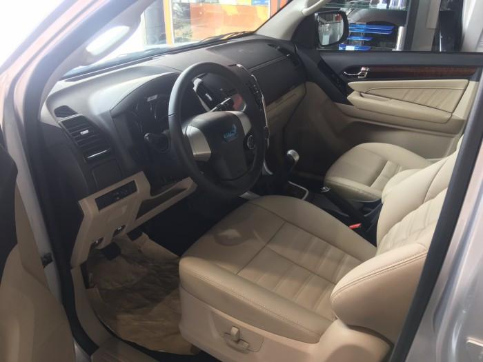 Báo giá xe Isuzu Mu-X 2018 mới nhất(3)