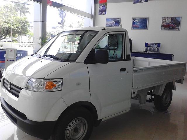 Chọn mua xe tải nhẹ Suzuki chất lượng hàng đầu Việt Nam - Đại lý xe tải Suzuki Nguyễn Duy Trinh, quận 2
