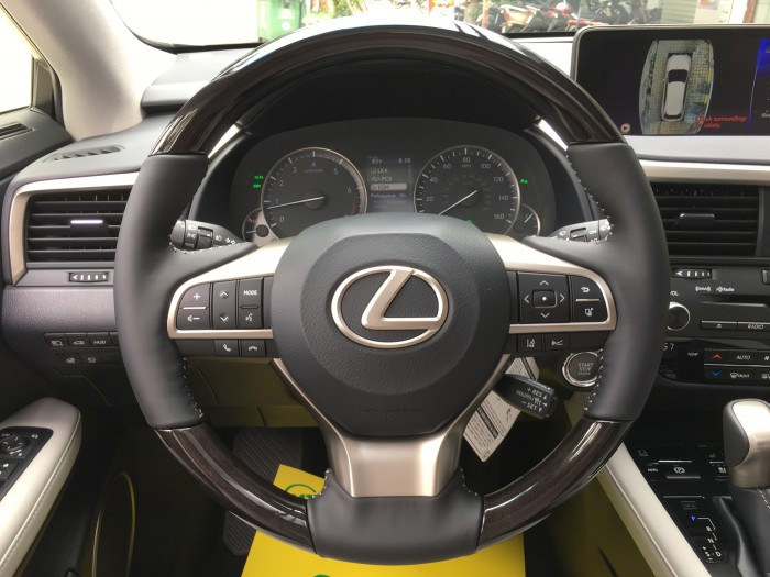Đánh giá Lexus RX 350L 07 chỗ đời 2018 - Nhập khẩu nguyên chiếc Mỹ