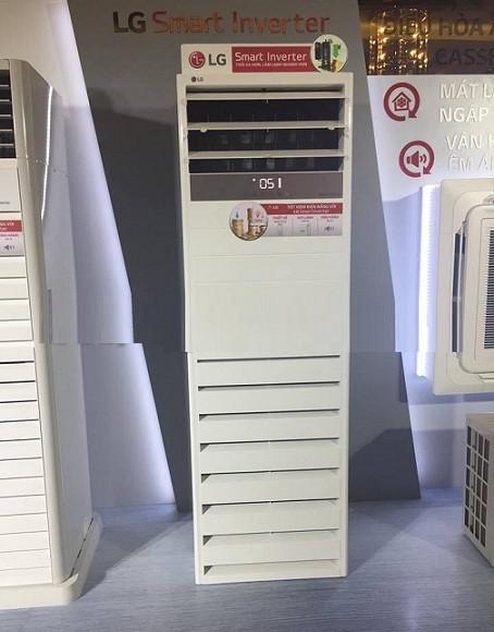 Máy lạnh tủ đứng LG Inverter đang được quan tâm nhất năm 2018