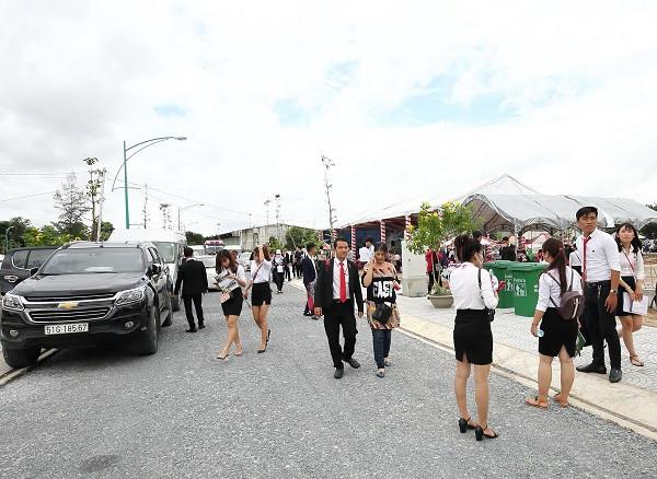 KDC Thiên Phúc: 'Thỏi nam châm' tại thị trường đất nền Bình Dương.
